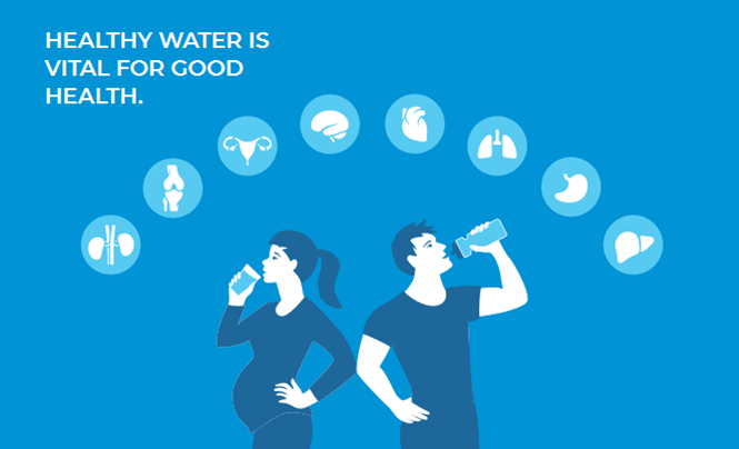 HealthyTap and Healthy Water